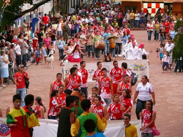Juegos de la Paz, San Carlos de Antioquia